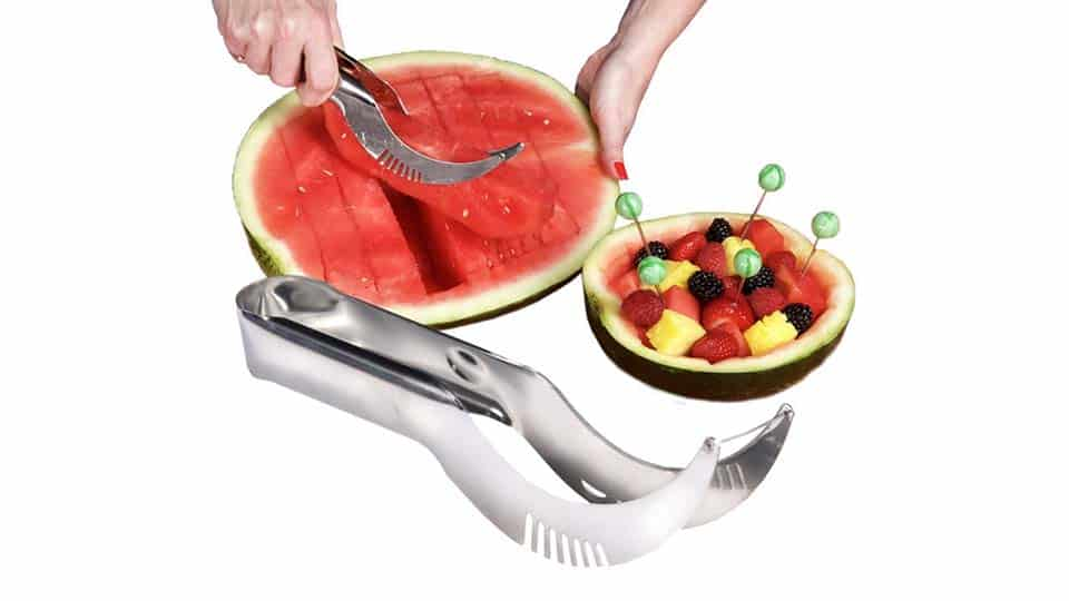 Watermelon Slicer Corer Knife