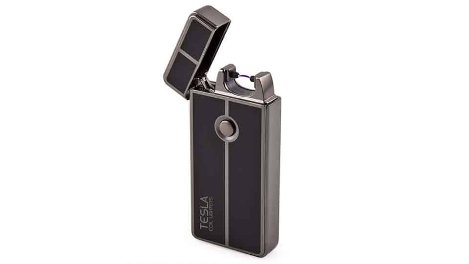 USB Windproof Arc Lighter