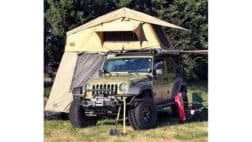 Tuff Stuff Overland Rooftop Tent