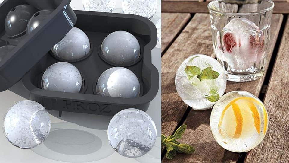 Froz Ice Ball Mold