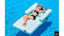 Modular Floating Lounge Chair