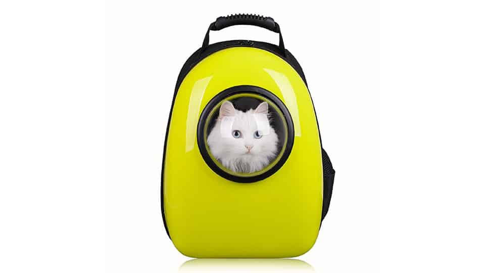 Cat Travel Backpack