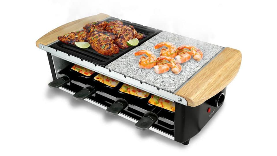 NutriChef Raclette Party Grill