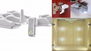 Cabinet Hinge LED Light