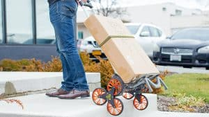 UpCart Deluxe Folding Cart