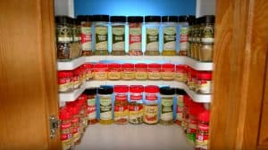 Spicy Shelf Spice Rack