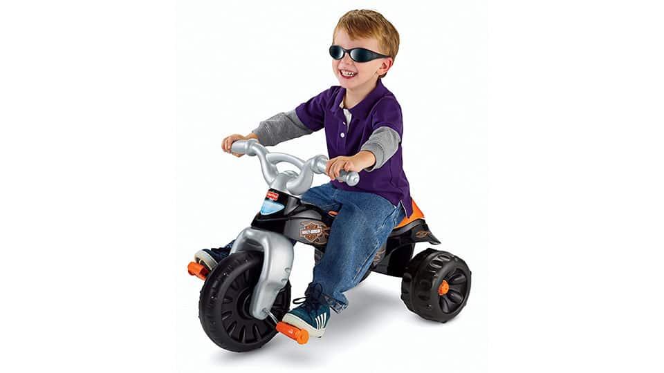 Fisher Price Harley Davidson Tough Trike Cool Things To