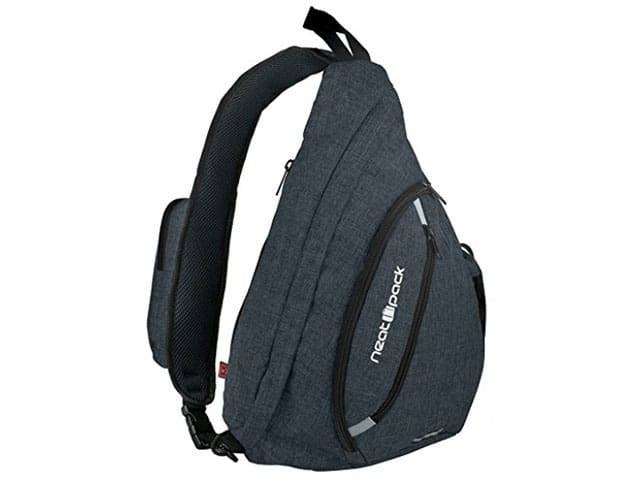 NeatPack Versatile Canvas Sling Bag