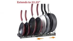 BTH Expandable Pot and Pan Rack