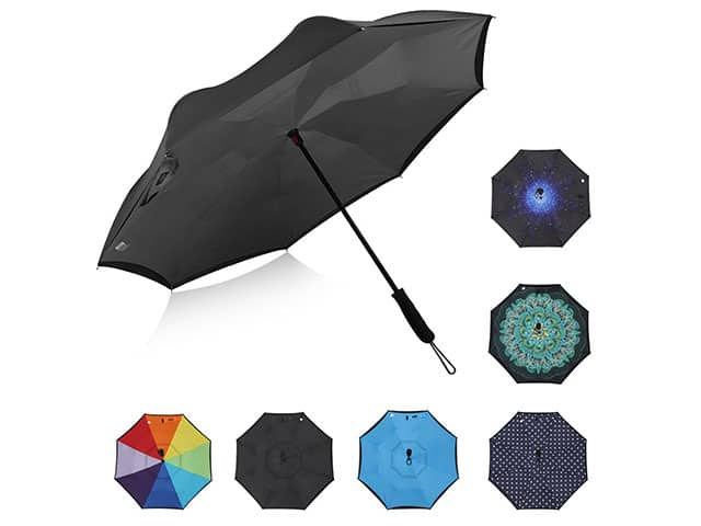 G4Free Double Layer Inverted Umbrella