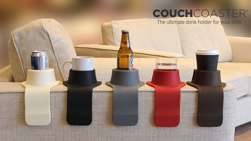 Couch Coaster Drink Holder