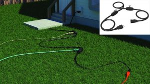 Stanley PowerMax 3 Outdoor Extension Cord