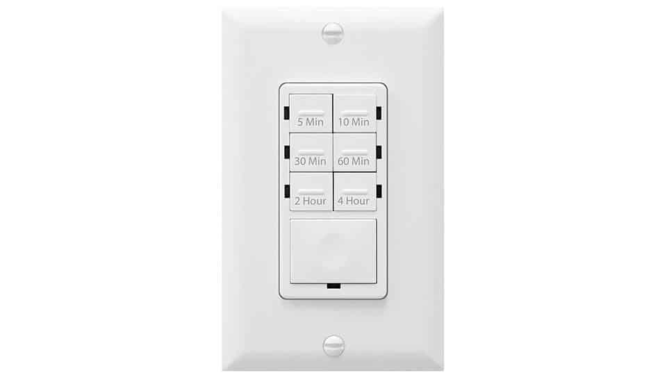 In-Wall Countdown Timer Switch