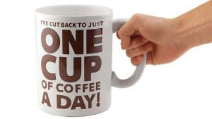 Gigantic Coffee Mug