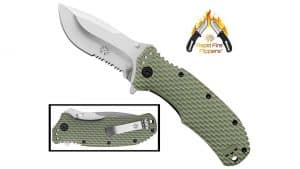 Off-Grid Knives OG-220S Rapid Fire Flipper Knife
