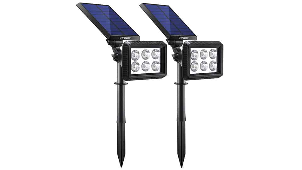 URPOWER Solar Spotlight
