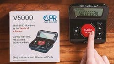 CPR V5000 Call Blocker