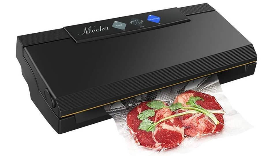 Mooka 2 IN 1 Vacuum Sealer with Cutter