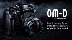 Olympus OM-D E-M1 Mark II 4K Mirrorless Camera