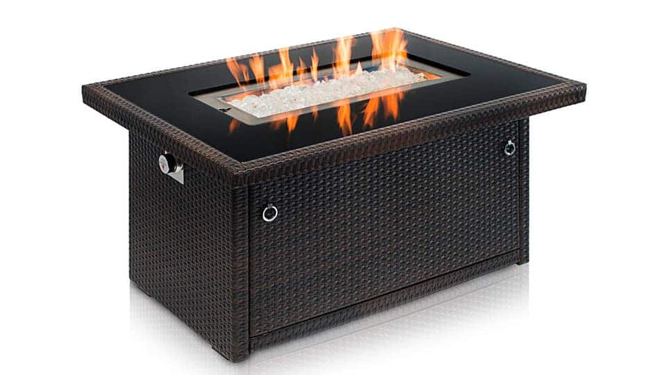 Outland Living Series 401 Fire Table - Cool Things to Buy 247 on Outland Living 401 id=55714