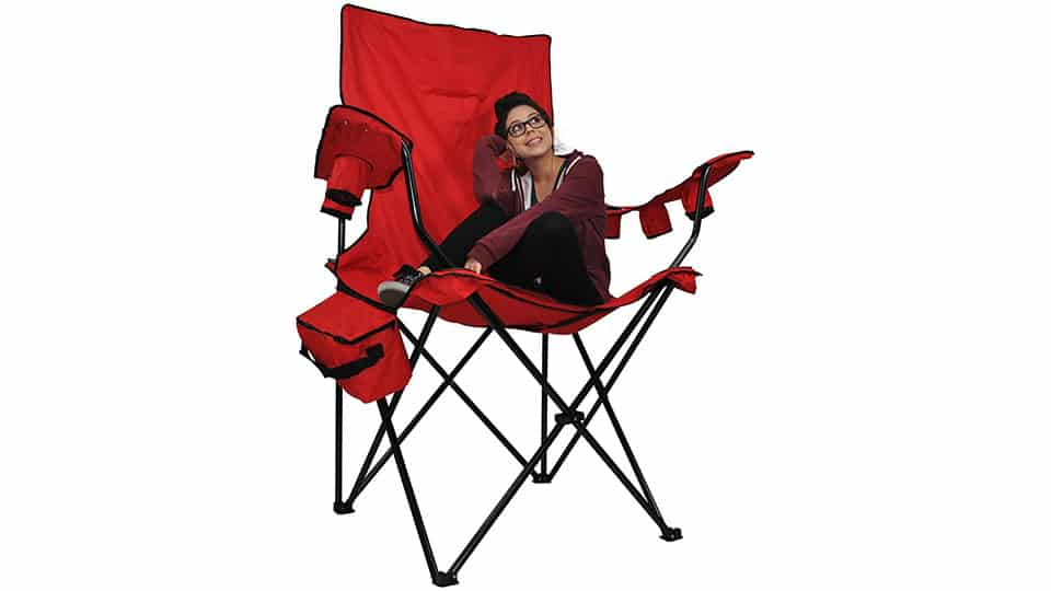 Oversized Kingpin Folding Chair Cool Things To Buy 247