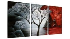 The Cloud Tree Wall Art
