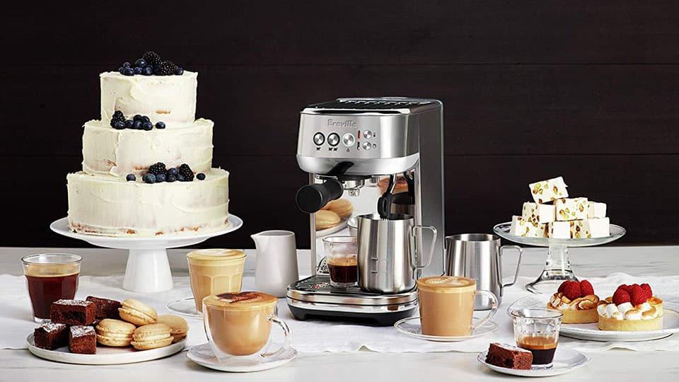 Breville the Bambino Plus Espresso Machine