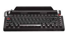 Qwerkywriter S Typewriter Mechanical Keyboard