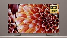 Sony XBR55X900F 55-Inch 4K Ultra HD TV