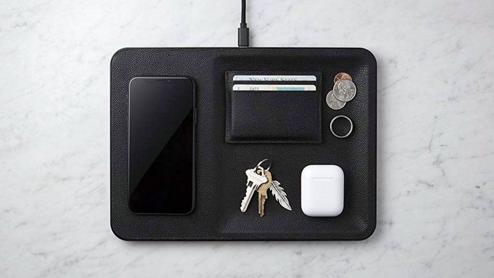 Courant Catch 3 Wireless Charging Tray