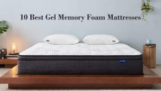 10 Best Gel Memory Foam Mattresses