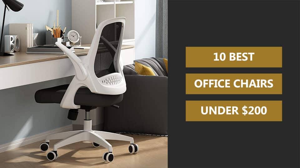 Best Office Chair Under $200