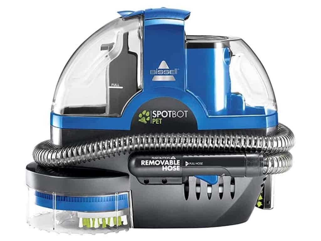 BISSELL SpotBot Pet Handsfree Spot and Stain Portable Deep Cleaner 2117A