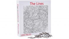 The Lines 1000 Pieces Jigsaw Puzzle