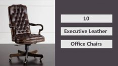10 Executive Leather Office Chairs In 2020